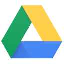 Google Drive for file storage