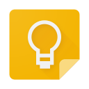 Google Keep is for shared notes